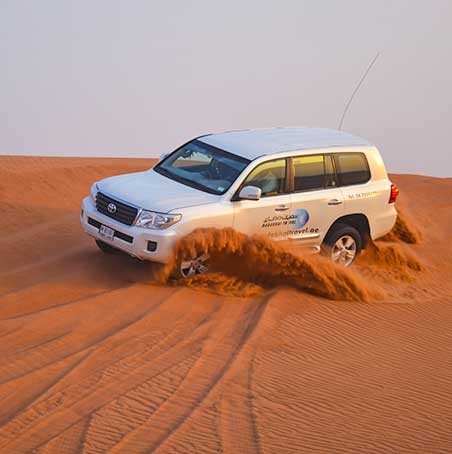 desert safari dubai cost