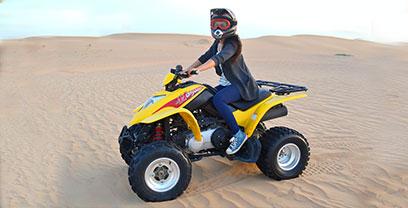 quad bike safari