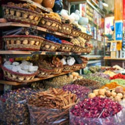 Souk and Dates Market