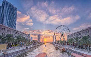 Sharjah & Ajman City Tour