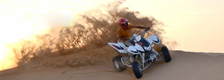 Quad Bike Safari - Morning Tour Book and Get Confirmation Online